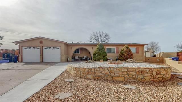 2439 Vereda De Encanto, Santa Fe, NM 87505 (MLS #202100136) :: The Very Best of Santa Fe