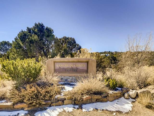 11 N Camino Don Carlos, Santa Fe, NM 87506 (MLS #202100369) :: The Very Best of Santa Fe