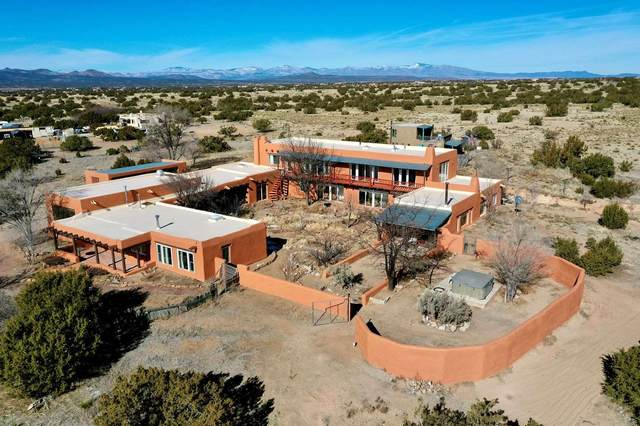 58 Calle Francisca, Santa Fe, NM 87507 (MLS #202100395) :: The Very Best of Santa Fe