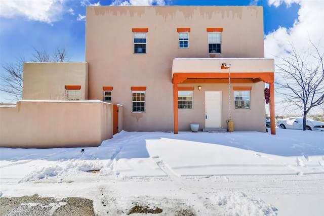 7276 Avenida El Nido, Santa Fe, NM 87507 (MLS #202100427) :: The Very Best of Santa Fe