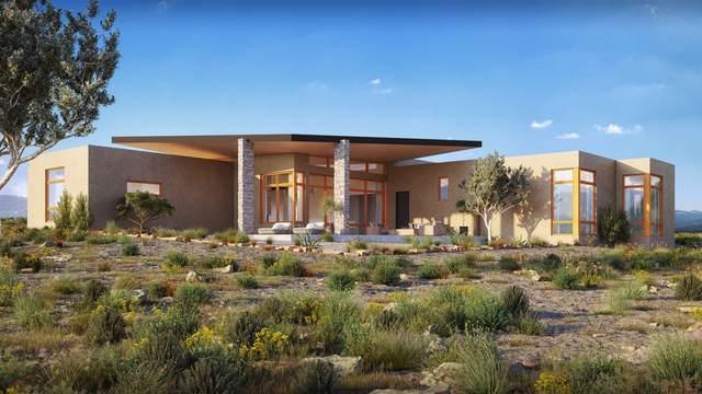 6 Via Oso, Santa Fe, NM 87506 (MLS #202100456) :: The Very Best of Santa Fe