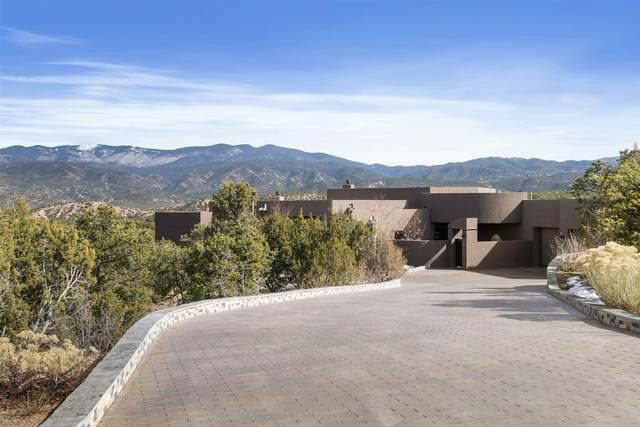 2961 Aspen View, Santa Fe, NM 87506 (MLS #202100546) :: Neil Lyon Group   Sotheby's International Realty