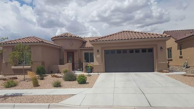 4718 Lluvia Encantada, Santa Fe, NM 87507 (MLS #202100583) :: Neil Lyon Group | Sotheby's International Realty