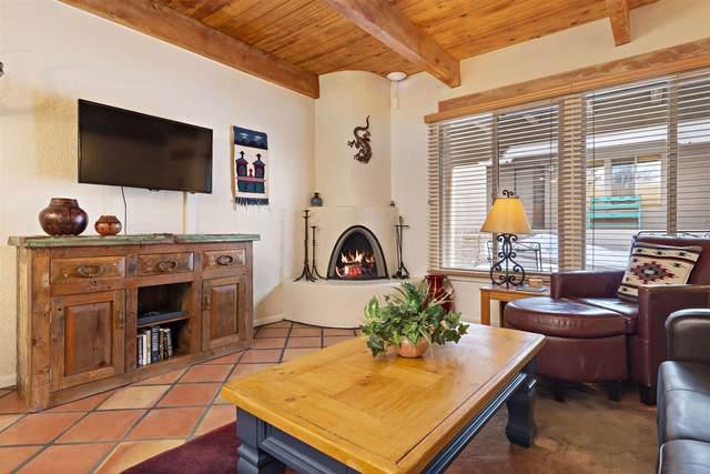 320 Artist #7 #7, Santa Fe, NM 87501 (MLS #202100612) :: Berkshire Hathaway HomeServices Santa Fe Real Estate
