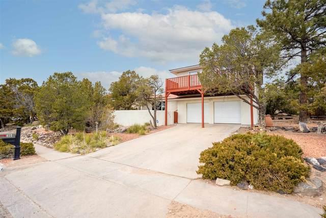 415 Greg Ave, Santa Fe, NM 87501 (MLS #202100657) :: Neil Lyon Group | Sotheby's International Realty
