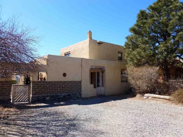 18461 Us Hwy #84-285, Espanola, NM 87532 (MLS #202100687) :: The Very Best of Santa Fe