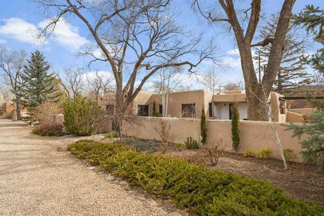 440 Acequia Madre Together With A, Santa Fe, NM 87505 (MLS #202100838) :: Stephanie Hamilton Real Estate