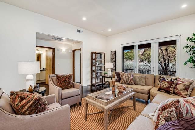 601 Circulo De Morelia #103, Santa Fe, NM 87506 (MLS #202100852) :: Stephanie Hamilton Real Estate