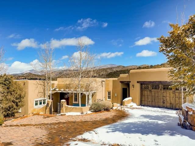1159 S Summit Dr, Santa Fe, NM 87501 (MLS #202100946) :: Neil Lyon Group | Sotheby's International Realty