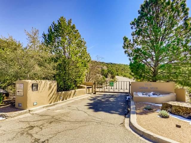 740 Canada Ancha, Santa Fe, NM 87501 (MLS #202100984) :: Stephanie Hamilton Real Estate