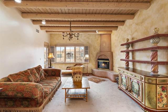 3101 Old Pecos Trail #227, Santa Fe, NM 87505 (MLS #202101040) :: Stephanie Hamilton Real Estate