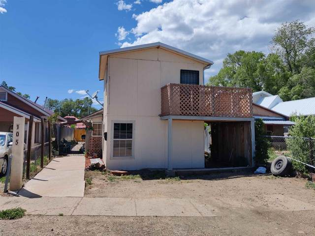 105 Railroad Avenue, Las Vegas, NM 87701 (MLS #202101056) :: Berkshire Hathaway HomeServices Santa Fe Real Estate