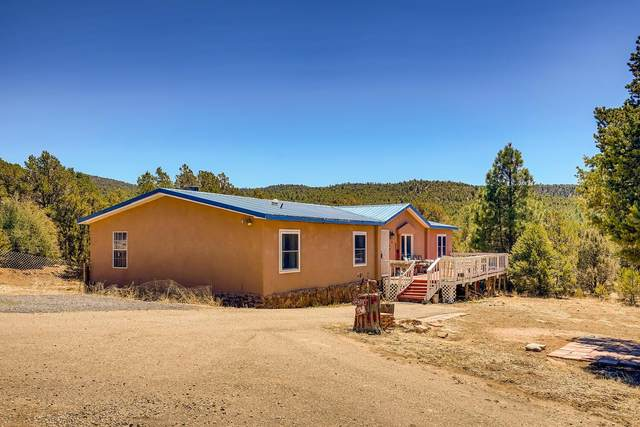 19 Vista De Dios Pass, Pecos, NM 87552 (MLS #202101334) :: Berkshire Hathaway HomeServices Santa Fe Real Estate