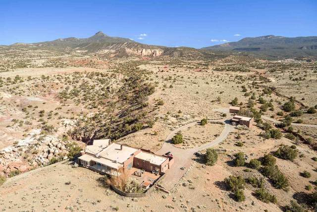 3791A State Rd 96, Youngsville, NM 87064 (MLS #202101341) :: Summit Group Real Estate Professionals