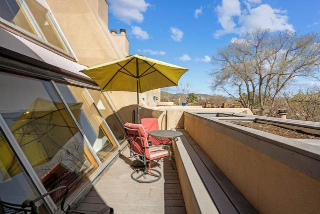 814 Camino De Monte Rey #111, Santa Fe, NM 87505 (MLS #202101367) :: Stephanie Hamilton Real Estate