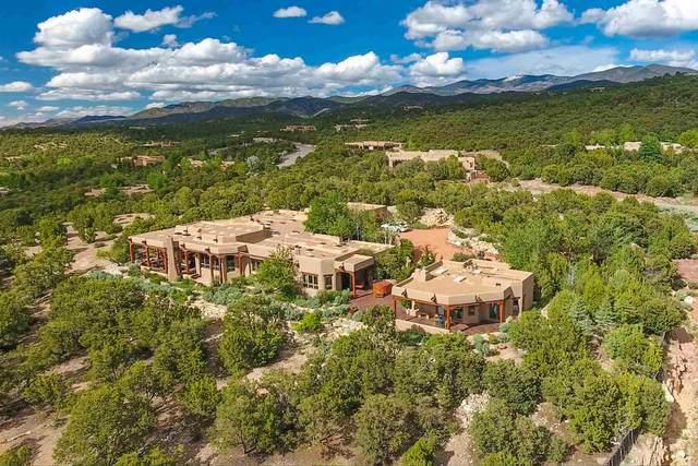 1113 Piedras Rojas, Santa Fe, NM 87501 (MLS #202101437) :: Stephanie Hamilton Real Estate