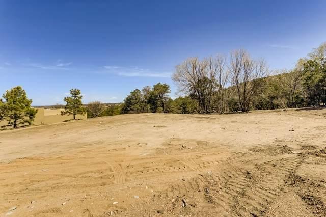 1011 Camino Santander, Santa Fe, NM 87505 (MLS #202101469) :: Summit Group Real Estate Professionals