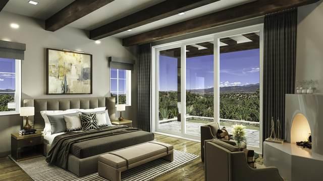 4011 Enclave Way, Lot 30, Santa Fe, NM 87506 (MLS #202101549) :: Stephanie Hamilton Real Estate