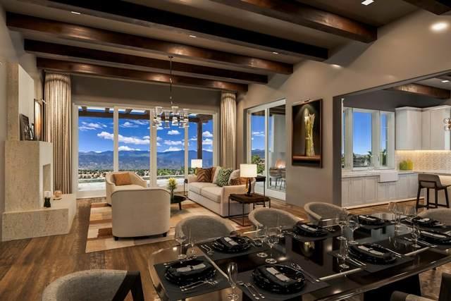 4000 Enclave Way, Lot 36, Santa Fe, NM 87506 (MLS #202101554) :: Neil Lyon Group   Sotheby's International Realty