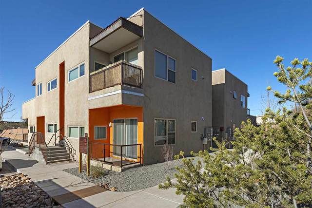 1113 Paseo Corazon Bldg: C2 Unit: , Santa Fe, NM 87507 (MLS #202101650) :: Summit Group Real Estate Professionals