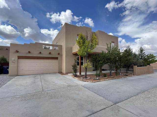6478 Paseo Del Sol West, Santa Fe, NM 87507 (MLS #202101798) :: The Very Best of Santa Fe