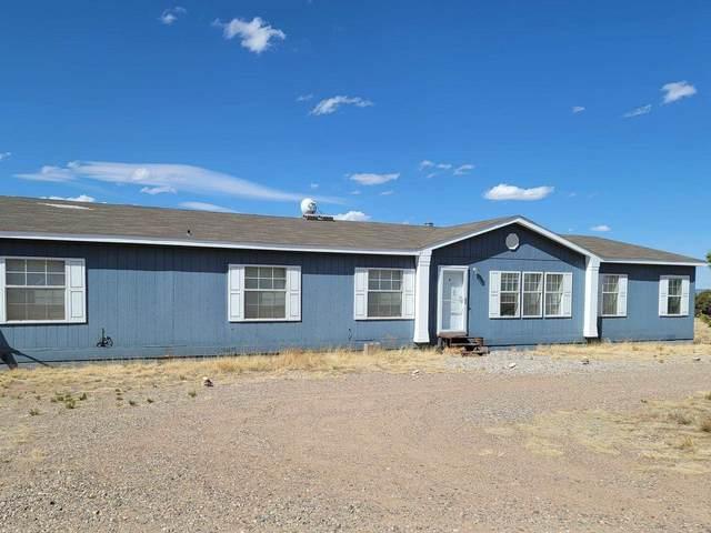68 Ocean View, Cerrillos, NM 87010 (MLS #202101847) :: Berkshire Hathaway HomeServices Santa Fe Real Estate