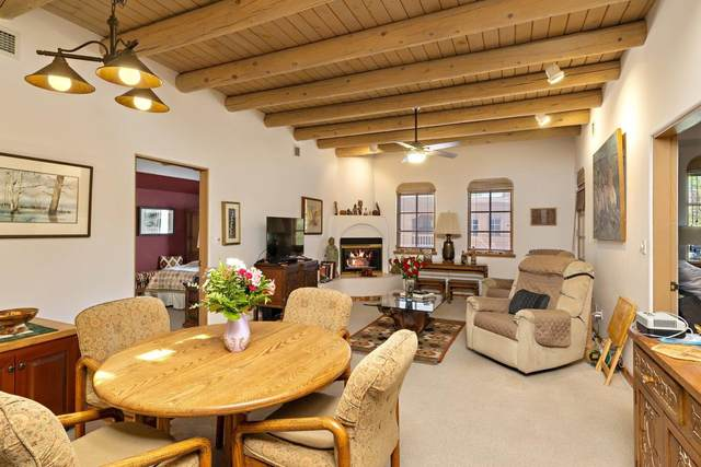 3101 Old Pecos Trail Unit 241 #241, Santa Fe, NM 87505 (MLS #202101860) :: Summit Group Real Estate Professionals
