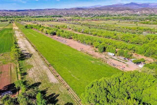 TBD County Rd 56, Chamita, NM 87566 (MLS #202101876) :: The Very Best of Santa Fe