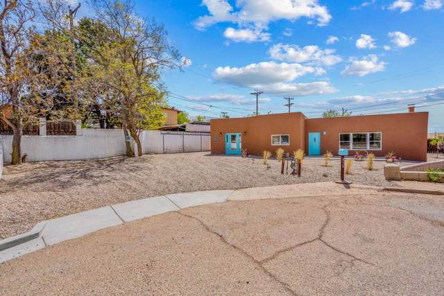 858 Gilmore, Santa Fe, NM 87505 (MLS #202101897) :: Stephanie Hamilton Real Estate