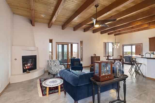 3 Caballito, Santa Fe, NM 87508 (MLS #202101915) :: The Very Best of Santa Fe