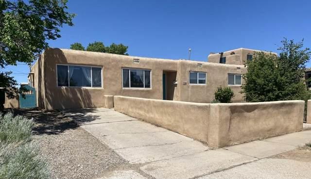1106 Calle De Suenos, Santa Fe, NM 87507 (MLS #202102073) :: Berkshire Hathaway HomeServices Santa Fe Real Estate