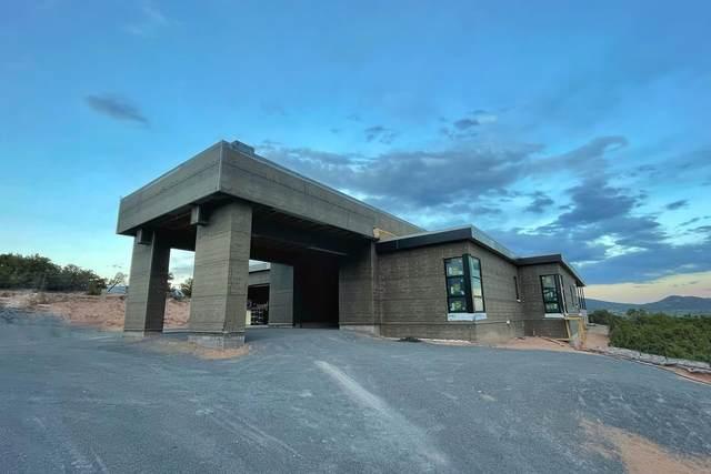 751 Ridge Canyon, Santa Fe, NM 87506 (MLS #202102106) :: Neil Lyon Group | Sotheby's International Realty