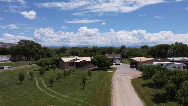 828 Ra County Road 57, Velarde, NM 87511 (MLS #202102114) :: Summit Group Real Estate Professionals