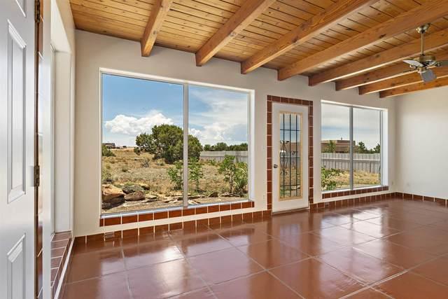 6 Lewis Lane, Santa Fe, NM 87508 (MLS #202102349) :: The Very Best of Santa Fe