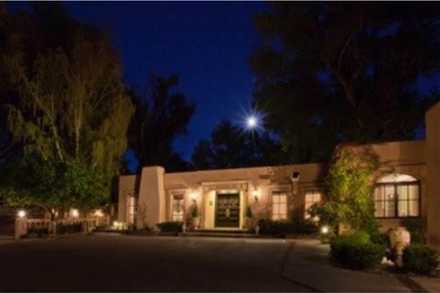 405 Cordoba (Palacio De Marquesa), Taos, NM 87571 (MLS #202102372) :: Berkshire Hathaway HomeServices Santa Fe Real Estate