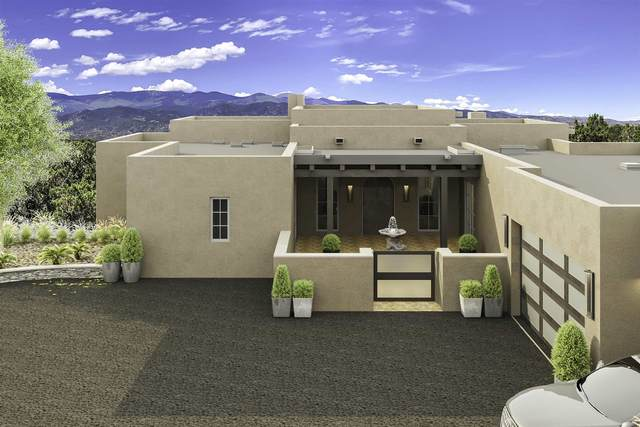 3293 Monte Sereno Drive, Lot 51, Santa Fe, NM 87506 (MLS #202102434) :: Neil Lyon Group | Sotheby's International Realty