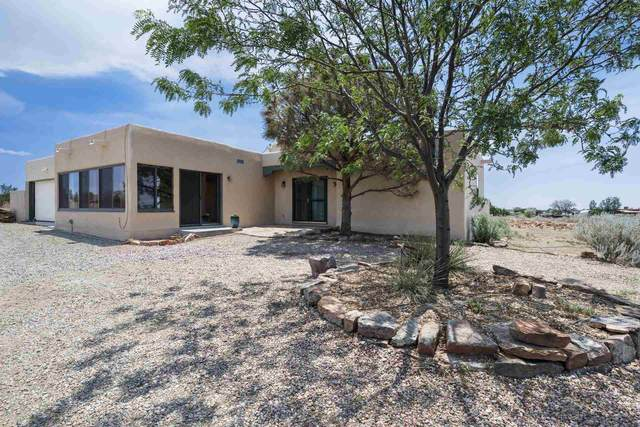 15 Ensenada, Santa Fe, NM 87508 (MLS #202102530) :: The Very Best of Santa Fe