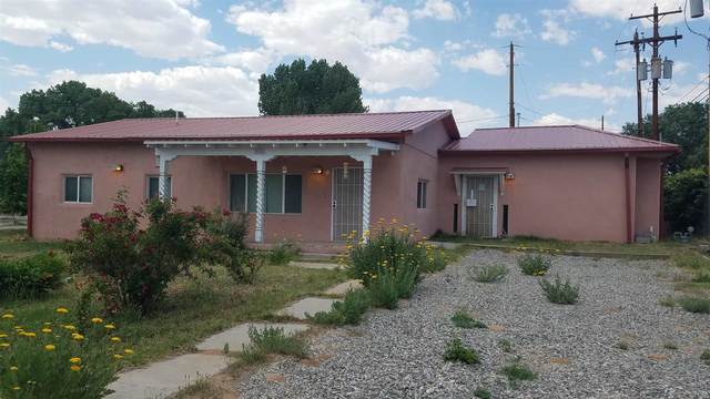 509 W Pueblo Drive, Espanola, NM 87532 (MLS #202102566) :: The Very Best of Santa Fe