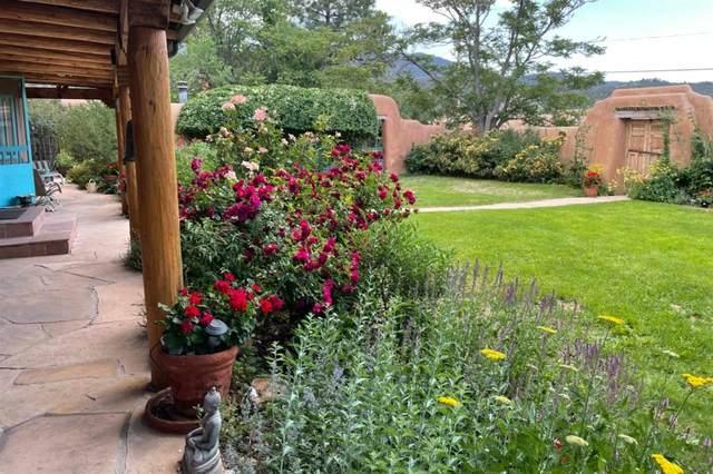 1237 Cerro Gordo Road, Santa Fe, NM 87501 (MLS #202102575) :: Neil Lyon Group   Sotheby's International Realty
