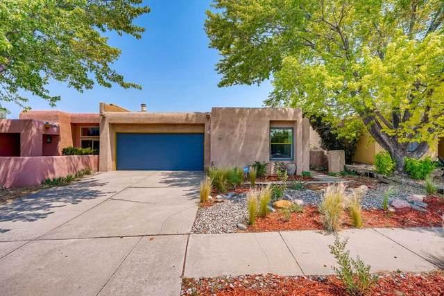 1901 Camino Lumbre, Santa Fe, NM 87505 (MLS #202102626) :: Neil Lyon Group | Sotheby's International Realty