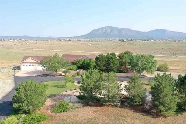445 State Road 344, Edgewood, NM 87015 (MLS #202102681) :: Stephanie Hamilton Real Estate