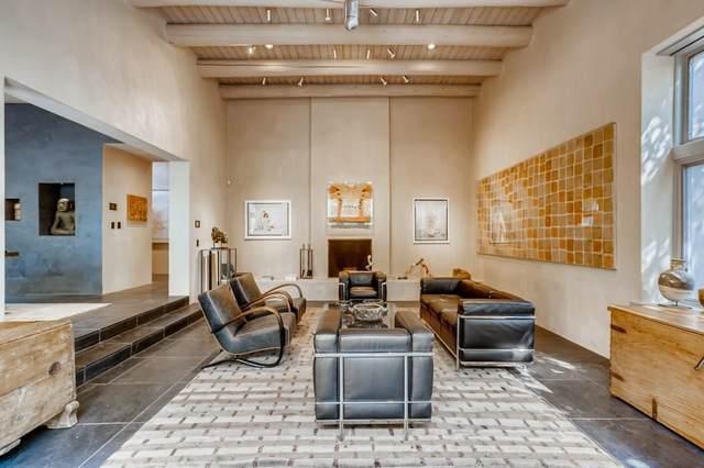 744 Calle Del Resplandor, Santa Fe, NM 87505 (MLS #202102683) :: Neil Lyon Group   Sotheby's International Realty