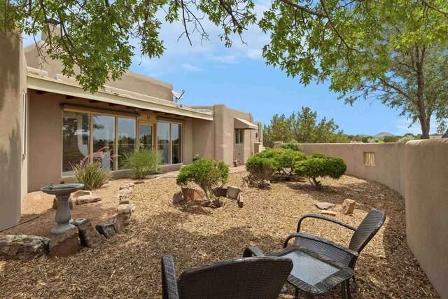 20 Herrada Road, Santa Fe, NM 87508 (MLS #202102814) :: Summit Group Real Estate Professionals