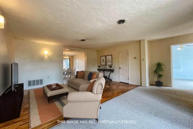 849 & 849 1/2 Don Diego, Santa Fe, NM 87505 (MLS #202102885) :: Berkshire Hathaway HomeServices Santa Fe Real Estate