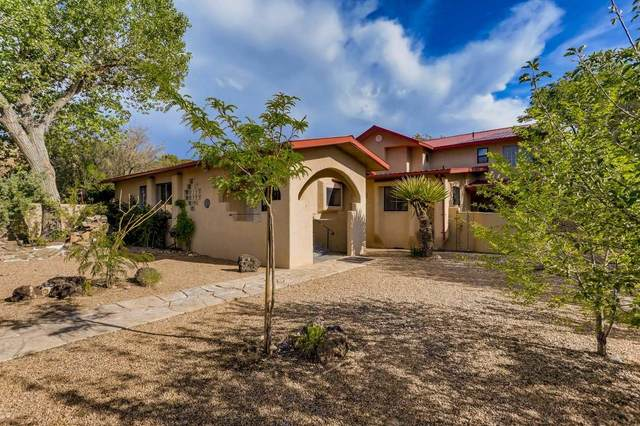 45 Sunset Road, Santa Fe, NM 87507 (MLS #202102903) :: The Very Best of Santa Fe