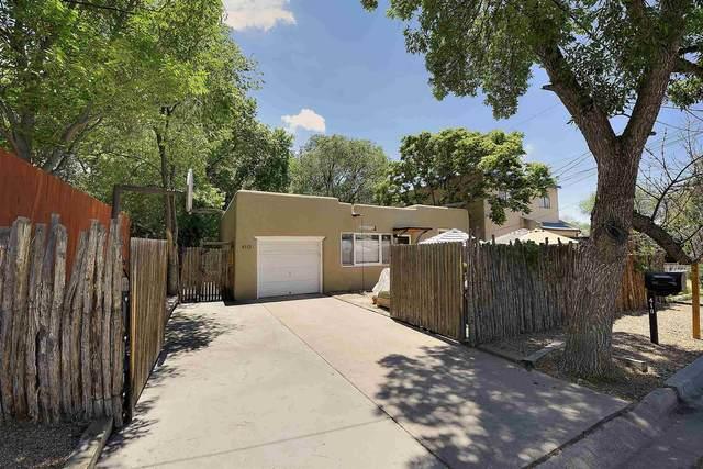 410 Solona Street, Santa Fe, NM 87501 (MLS #202102972) :: Summit Group Real Estate Professionals