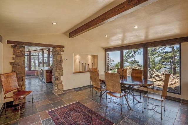 29 Ridge Dr, Santa Fe, NM 87505 (MLS #202103115) :: Neil Lyon Group   Sotheby's International Realty