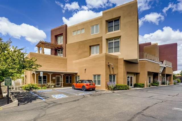 1010 Marquez Place I, Santa Fe, NM 87505 (MLS #202103193) :: Neil Lyon Group   Sotheby's International Realty