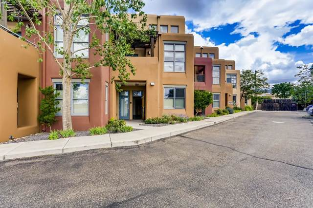 1012 Marquez Place 305A, Santa Fe, NM 87505 (MLS #202103211) :: Neil Lyon Group   Sotheby's International Realty