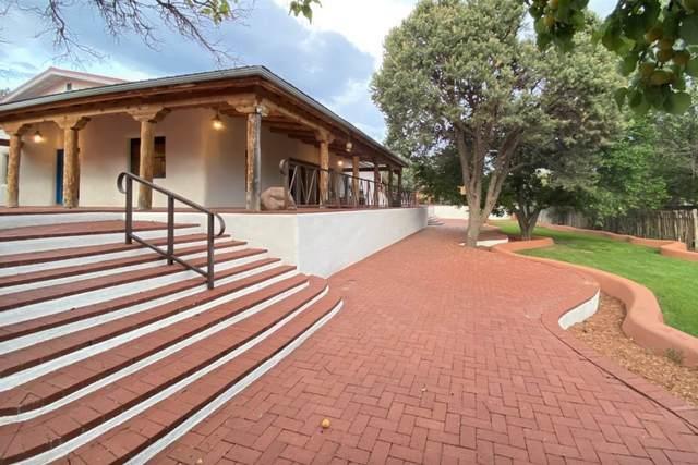 22 A Griego Hill, Santa Fe, NM 87506 (MLS #202103234) :: Stephanie Hamilton Real Estate